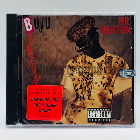 Buju Banton: Mr. Mention: CD