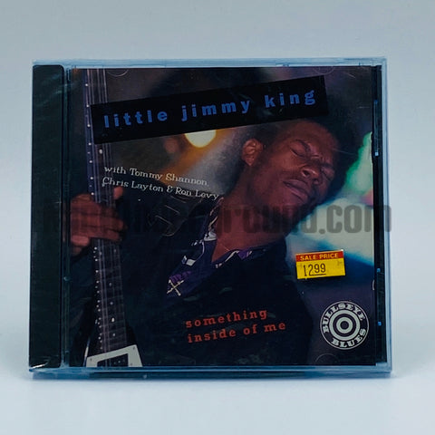 Little Jimmy King: Something Inside Of Me: CD