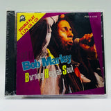 Bob Marley: Burning Reggae Soul: CD