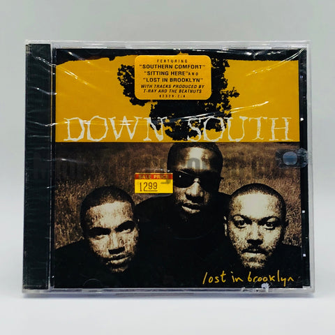 Down South: Lost In Brooklyn: CD