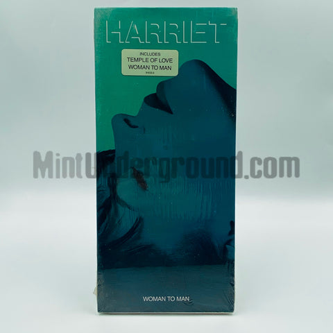Harriet: Woman To Man: CD