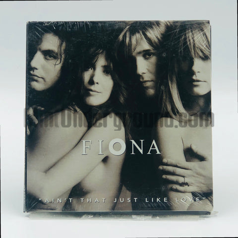 Fiona: Ain't That Just Like Love: CD Single