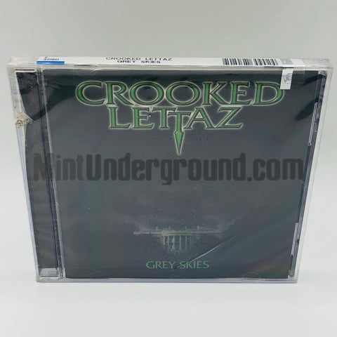 Crooked Lettaz: Grey Skies: CD