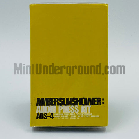Ambersunshower: Audio Press Kit: Cassette Single