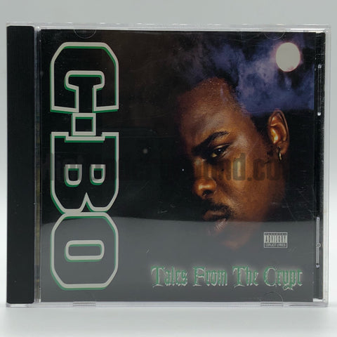C-Bo: Tales From The Crypt: CD