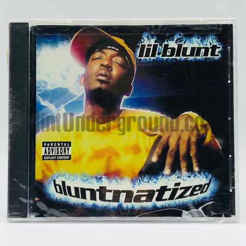 Lil Blunt: Bluntnatized: CD