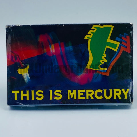 Various Artists: Mercury Records: This Is Mercury: Sales Compilation Tape (July 1994): Cassette
