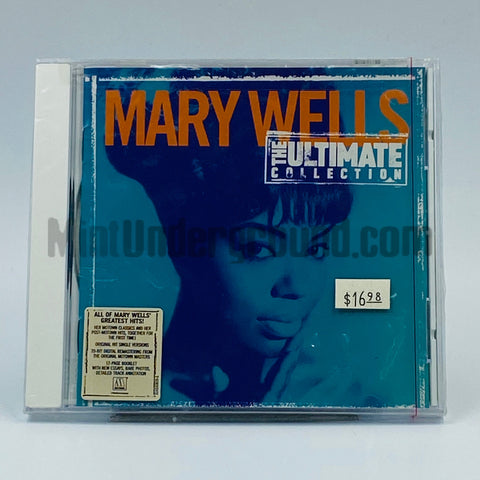 Mary Wells: The Ultimate Collection: CD