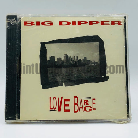 Big Dipper: Love Barge: CD