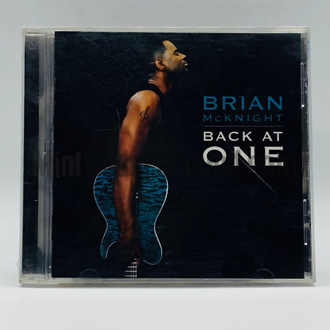 Brian McKnight: Back At One: CD