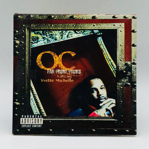 O.C./OC featuring Yvette Michelle: Far From Yours/My World: CD Single