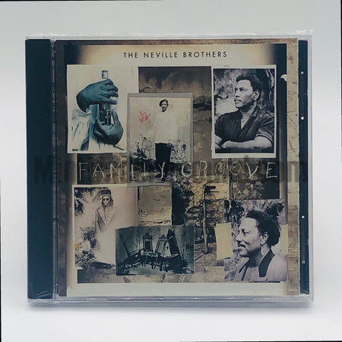 The Neville Brothers: Family Groove: CD