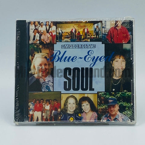 Various Artists: Motorcity: Blue-Eyed Soul: CD