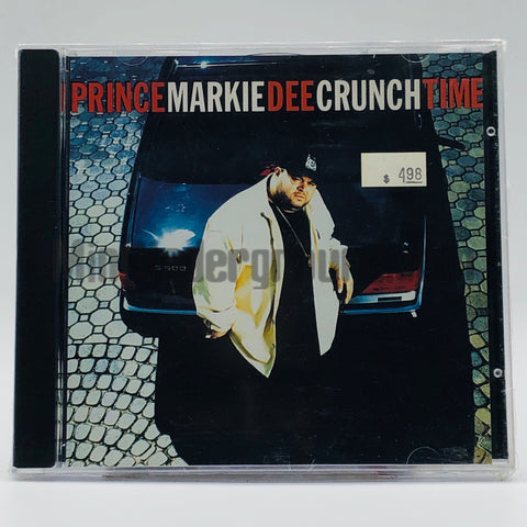 Prince Markie Dee: Crunch Time: CD Single: Promo