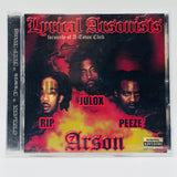 Lyrical Arsonists: Arson: CD