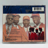 Boyz II Men: COOLEYHIGHHARMONY: CD (Plus Spanish Tracks Version)