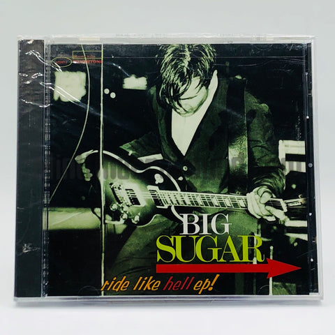 Big Sugar: Ride Like Hell EP: CD