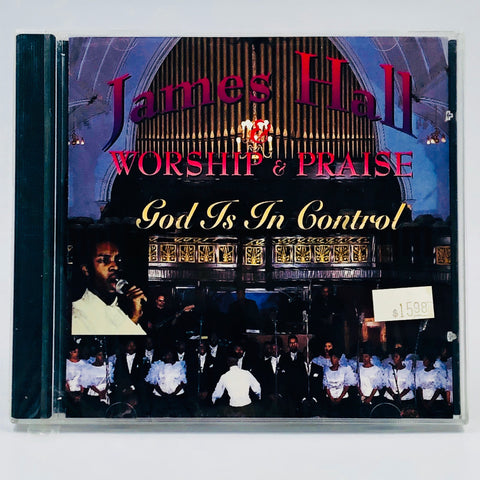 James Hall & Worship & Praise: God Is In Control: CD