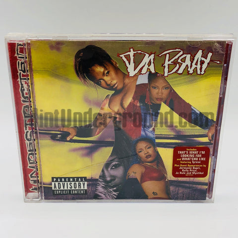 Da Brat: Unrestricted: CD
