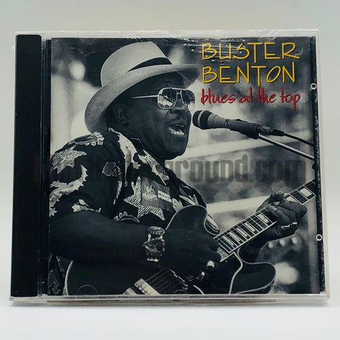 Buster Benton: Blues At The Top: CD