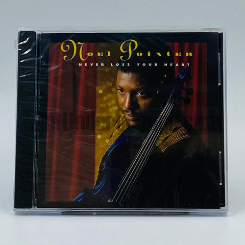 Noel Pointer: Never Lose Your Heart: CD