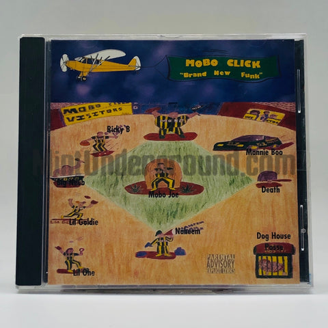 Mobo Click: Brand New Funk: CD