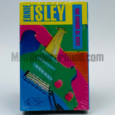Ernie Isley: Back To Square One: Cassette Single