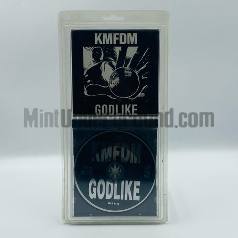 KMFDM: Godlike: CD Single