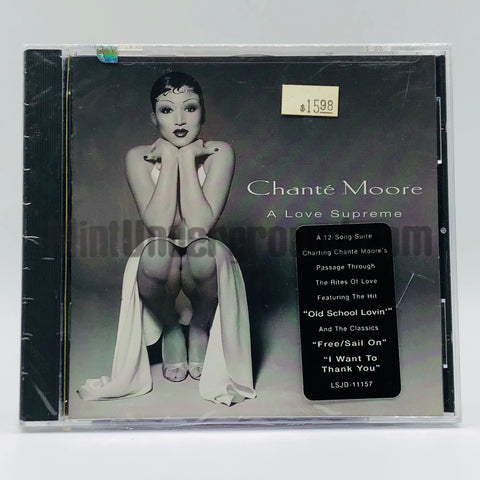 Chante Moore: A Love Supreme: CD