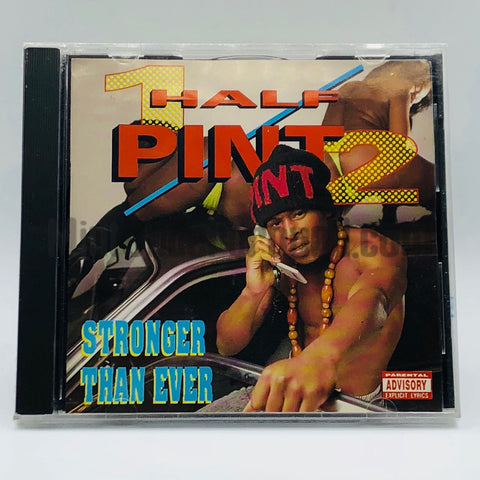 Half Pint: Stronger Than Every: CD