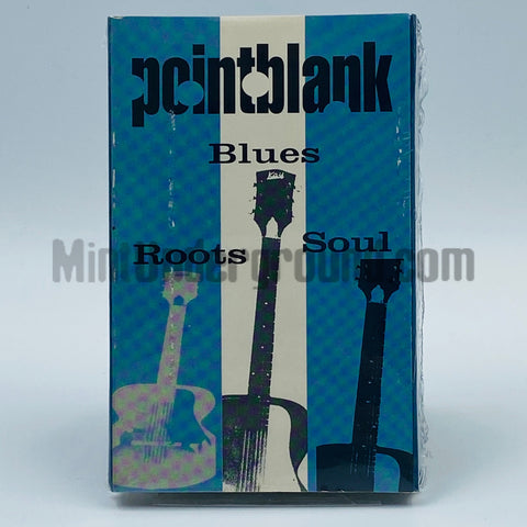 Various Artists: Pointblank: Roots Blues Soul: Cassette