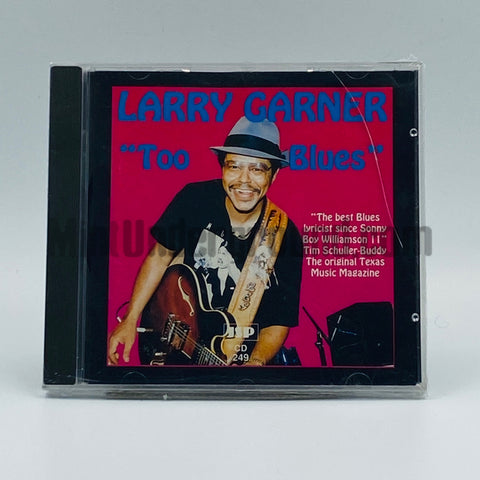 larry Garner: Too Blues: CD