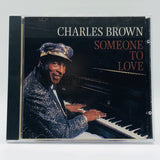 Charles Brown: Someone To Love: CD