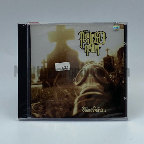The Psycho Realm: Stone Garden: CD Single
