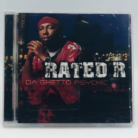 Rated R: Da Ghetto Psychic: CD