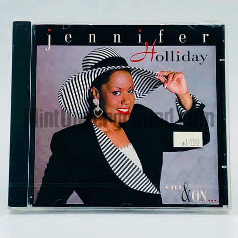Jennifer Holliday: On & On: CD