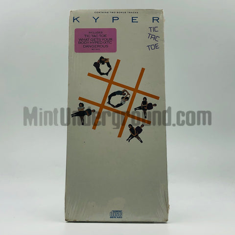Kyper: Tic Tac Toe: CD