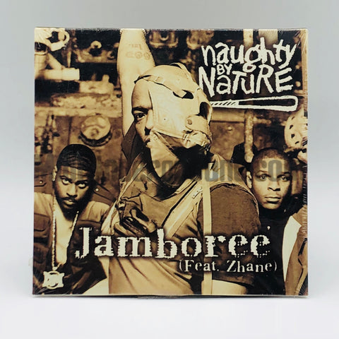 Naughty By Nature featuring Zhane: Jamboree/On The Run: CD Single