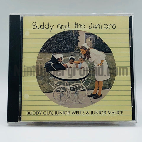 Buddy Guy: Buddy And The Juniors: CD