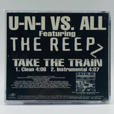 Various Artists: U-N-I VS. ALL (Feat. The Reepz): Take The Train: CD Single
