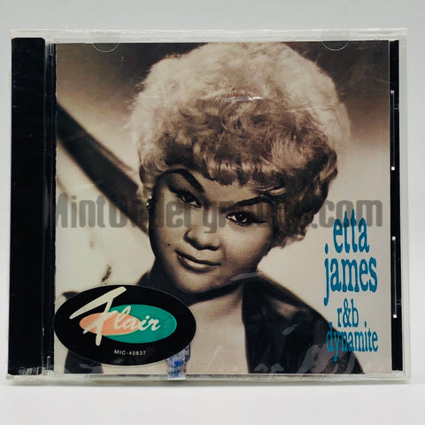 Etta James: R&B Dynamite: CD