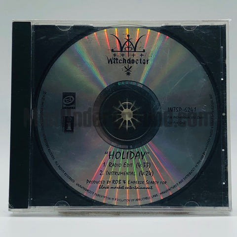 Witchdoctor: Holiday: CD Single