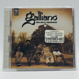Galliano: The Plot Thickens: CD