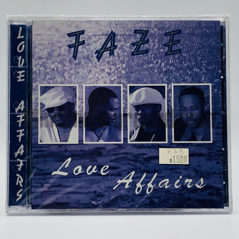 Faze: Love Affairs: CD