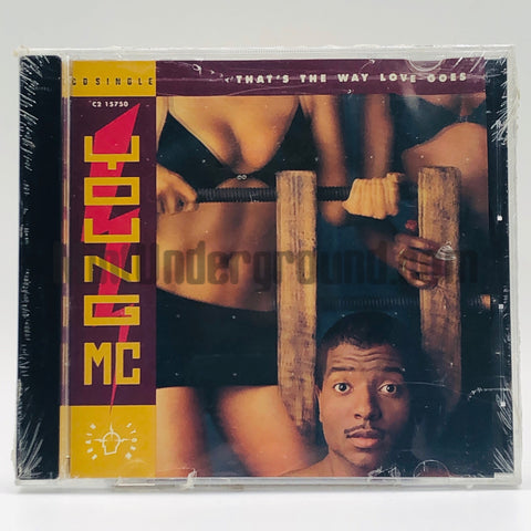 Young M.C./Young MC: That's The Way Love Goes: CD Single