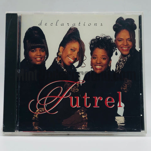 Futrel: Declaration: CD