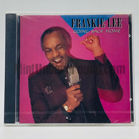Frankie Lee: Going Back Home: CD