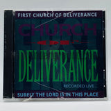 First Church Of Deliverance: Surely The Lord Is In This Place: CD