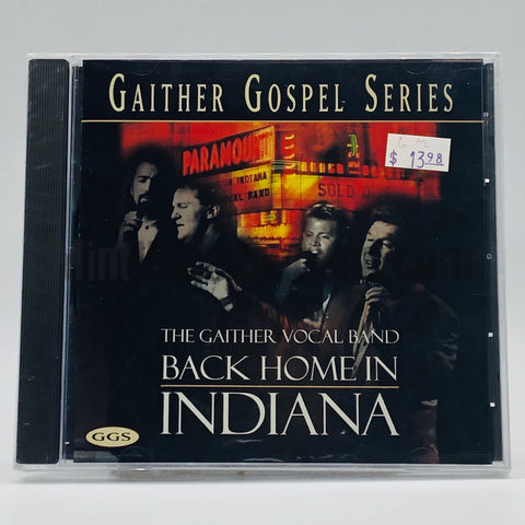 Gaither Vocal Band: Back Home In Indiana: CD