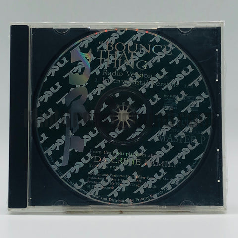 Tru: Bounce That Thang: CD Single